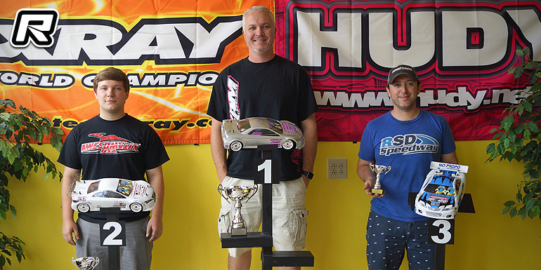 Adams & Anderson win at Full Throttle Champs
