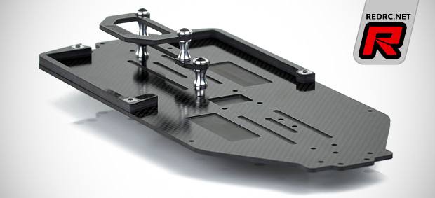 PSM B44.3 Shorty Conversion chassis with AirMount