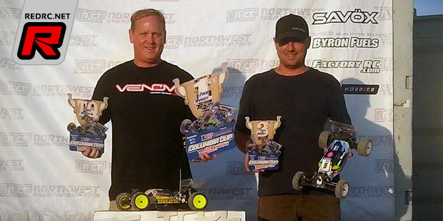Dave Gullickson wins 2WD Mod at Columbia Cup